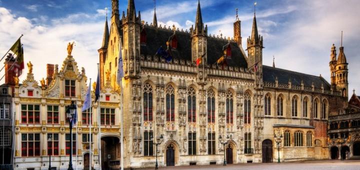 El Ayuntamiento de Brujas