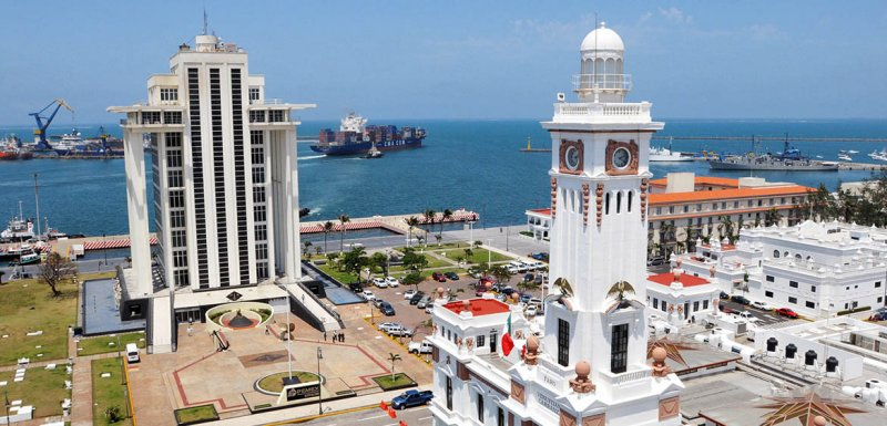 El Puerto de Veracruz