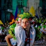Lisboa celebra sus fiestas populares en honor a San Antonio