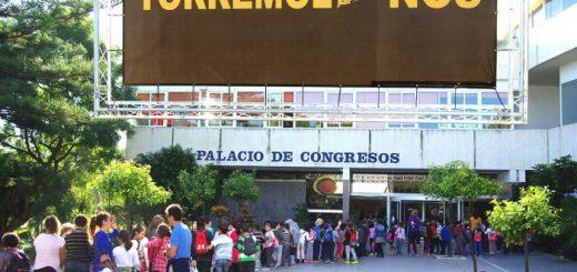 Acceso Festival Cine Torremolinos - Palacio Congresos Torremolinos