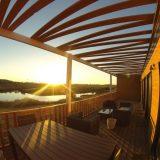 Los bungalows de Zmonte se pueden alquilar por 160 euros al mes