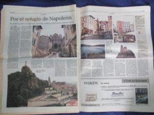 """""""Por el refugio de Napoleón"""""""