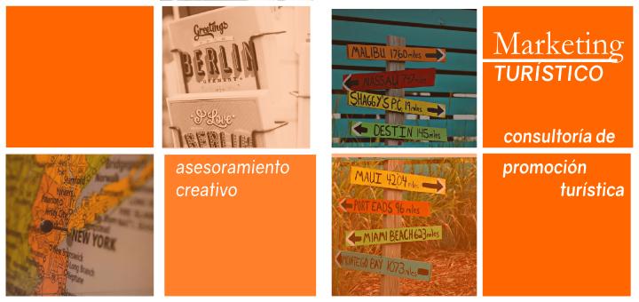 Señalización turística, promoción online, folletos y demás herramientas para atraer visitante