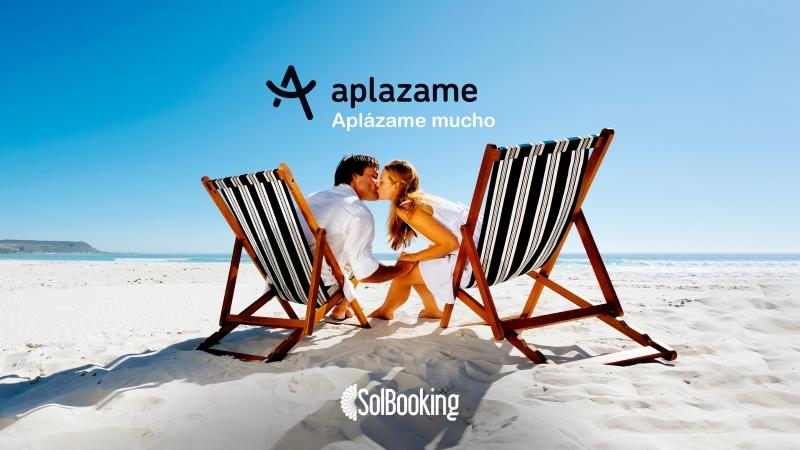 SolBooking lanza Aplazame para financiar las vacaciones de sus clientes