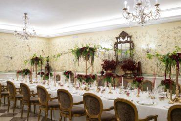 Desde 1952, en estas fechas, el Hotel Wellington se viste de Navidad