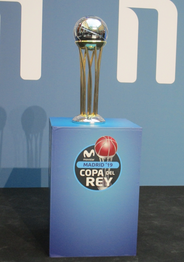 La Copa del Rey 2019 es ya una realidad en Madrid - CaixaForum Baloncesto