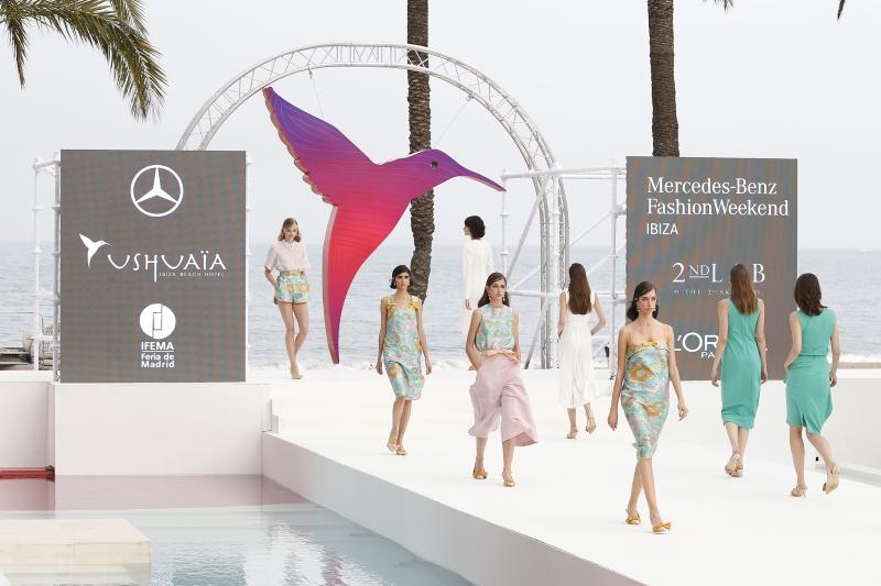 ercedes-Benz Fashion Week Ibiza mantiene su vocación internacional y contará con el diseñador holandés David Laport como creador invitado