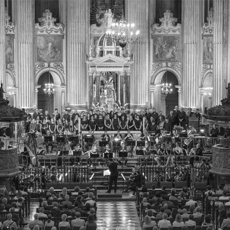 Música Sacra: Orquesta Sinfónica y Orfeón de Málaga