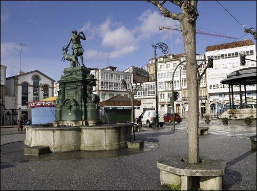 Betanzos es un bonito lugar de tradición gallega