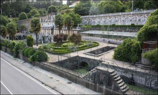 """El Parque de """"El Pasatiempo"""", todo un descubrimiento"""