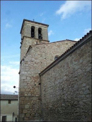 La Iglesia Parroquial del Santísimo Cristo de la Paz