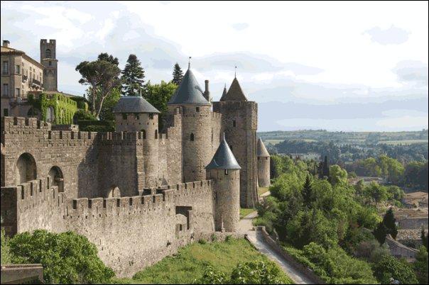 El Castillo de Carcassonne