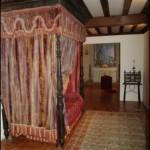 Interior del Castillo de Manzanares el Real