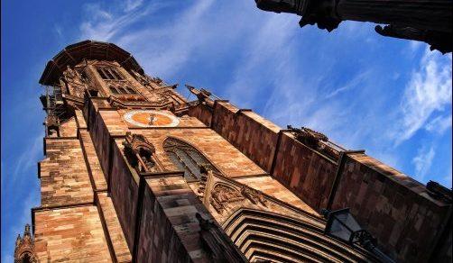 Friburgo de Brisgovia (Freiburg im Breisgau) es la cuarta ciudad más grande de Baden-Wurtemberg (Alemania)