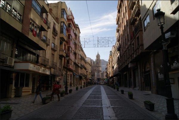Jaén es una ciudad abierta y encantadora