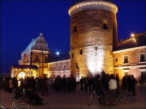 La torre de defensa, símbolo de la ciudad