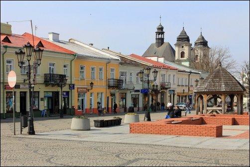 Chelm, pintoresco pueblo de la región de Lublin