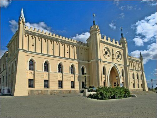 El Castillo de Lublin, sede del Museo de la Ciudad