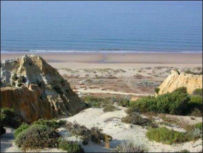 Las playas de Mazagón son un verdadero descubrimiento
