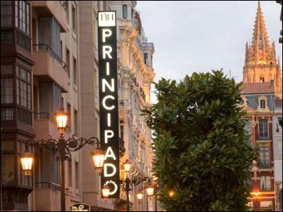 NH Principado en Oviedo