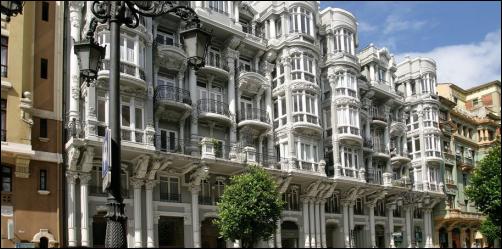 Oviedo es una moderna ciudad cosmopolita