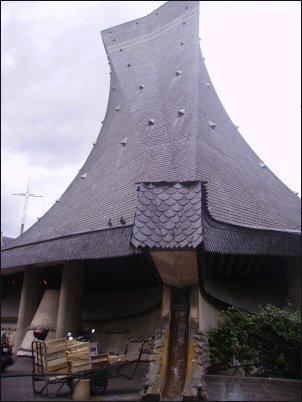 La Iglesia de Juana de Arco