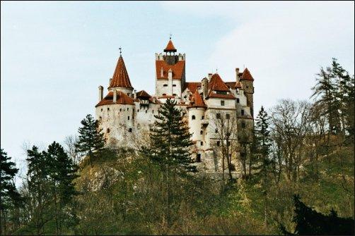 El famoso Castillo de Bran, visita obligada para los amantes de Drácula.