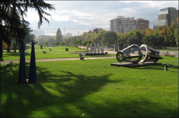 El Parque de las Esculturas