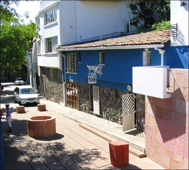 La Chascona
