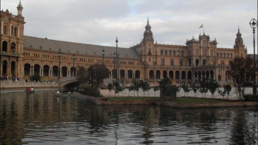 La Plaza de España, un lugar emblemático
