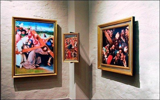 No debemos dejar de visitar el Centro de Arte de Jerónimo Bosch dedicado a El Bosco