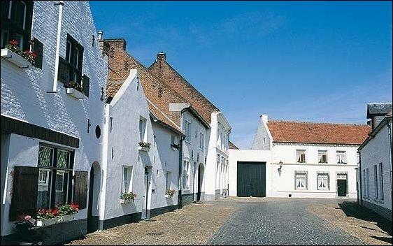 Thorn y su casas blancas, un lugar precioso