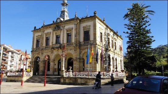 El Ayuntamiento de Villaviciosa