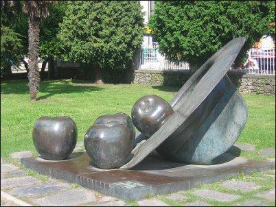 Villaviciosa es la capital de la manzana.