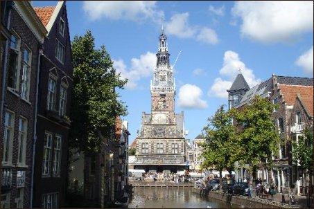 Alkmaar es la ciudad más grande de la región de Noord-Holland