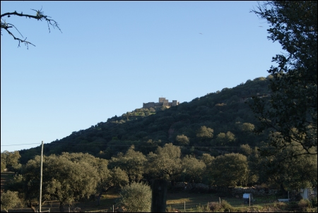 Monsaraz, un pueblo medieval.