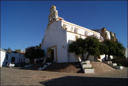 La Iglesia de Nuestra Señora de los Remedios