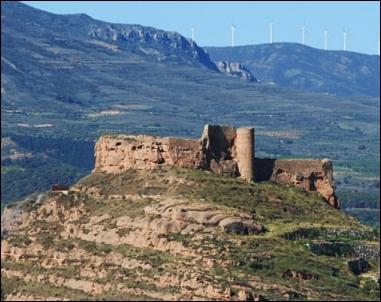 El castillo de Arnedo