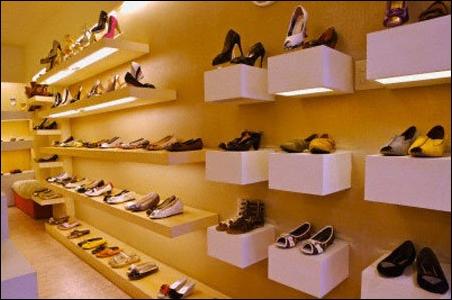 Los zapatos son protagonistas en Arnedo.