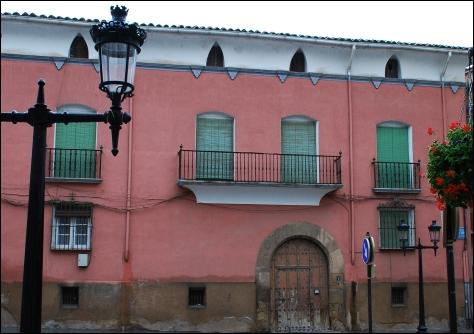 La Casa Palacio Sopranis.
