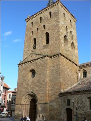 La Iglesia de Santa María de Azogue (Benavente)
