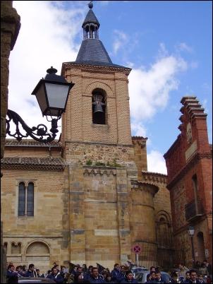 Iglesia de San Juan del Mercado en Benavente
