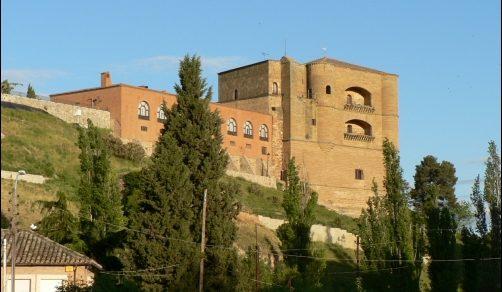 La Torre del Caracol (actual Parador) es uno de los emblemas de Benavente