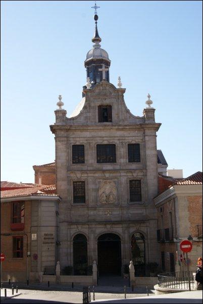La Iglesia castrense de Santo Domingo