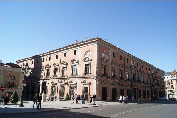 El Palacio de Uceda