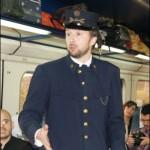 """Viaje teatralizado """"Machado y el tren"""", por el grupo Tizona"""