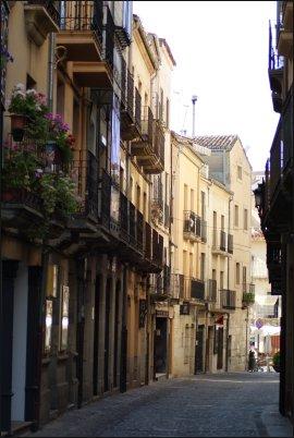 Paseando por las calles de Ciudad Rodrigo