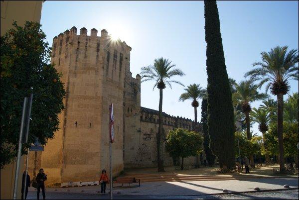 El Alcázar de Córdoba
