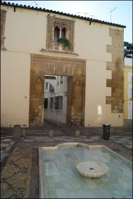 El antiguo barrio judío