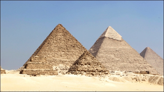 El Cairo: Las Grandes Pirámides de Guiza